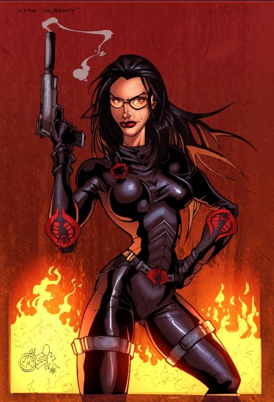 Cobra Baroness by Masik8