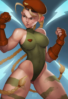Cammy Pin-Up