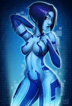 Cortana Pin-Up