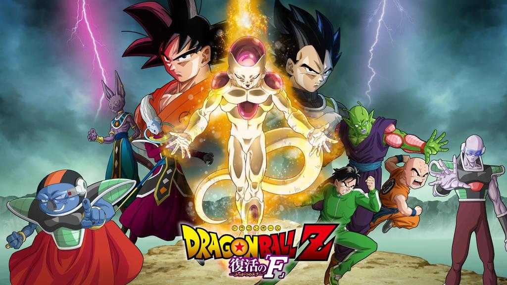 Kết quả hình ảnh cho Dragon Ball Z Fukkatsu no F