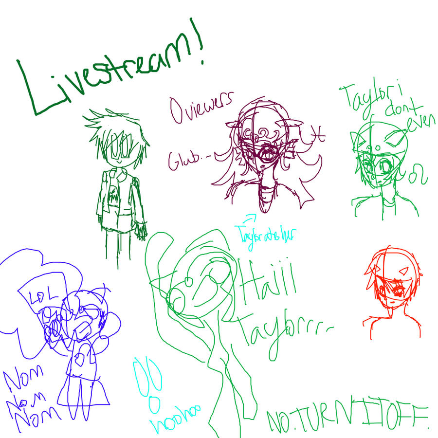 Livestreaming Greatness by AskgolgothasTerror