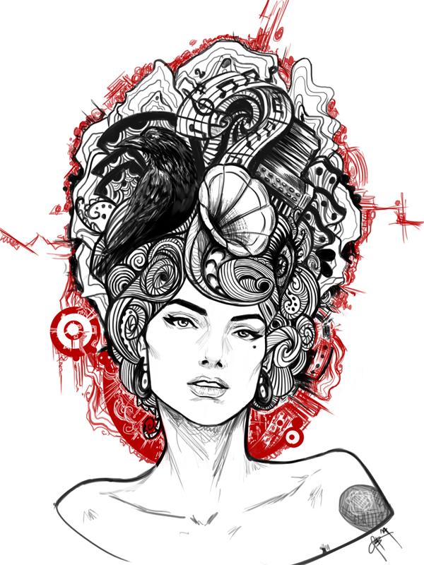 Sketchy Sketchy by dream-iris