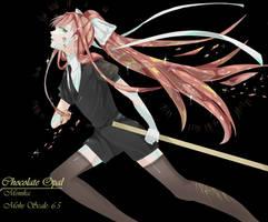 Houseki no Kuni X DDLC by rrkkrkrr