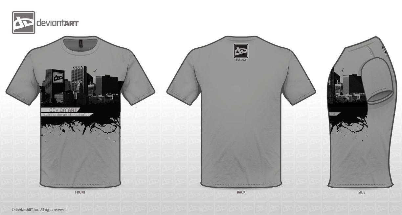 T-Shirt by StuartVinton