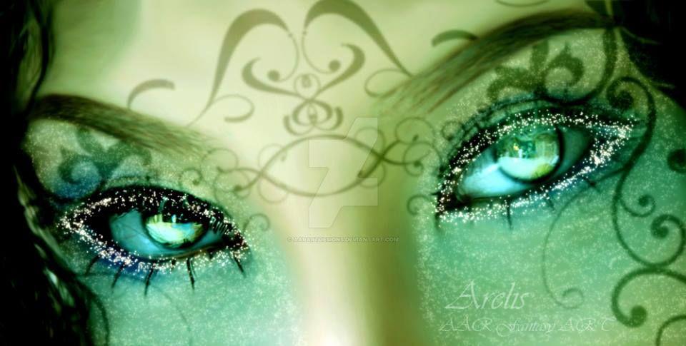 Eyes by AARARTDESIGNS