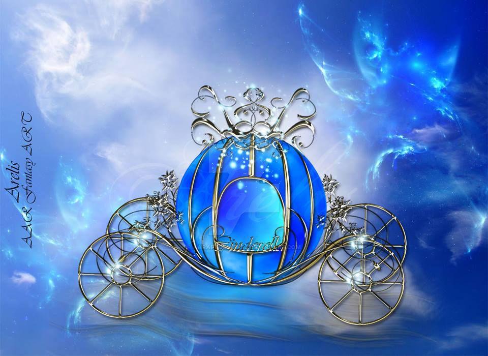 Carroza de Cinderella by AARARTDESIGNS