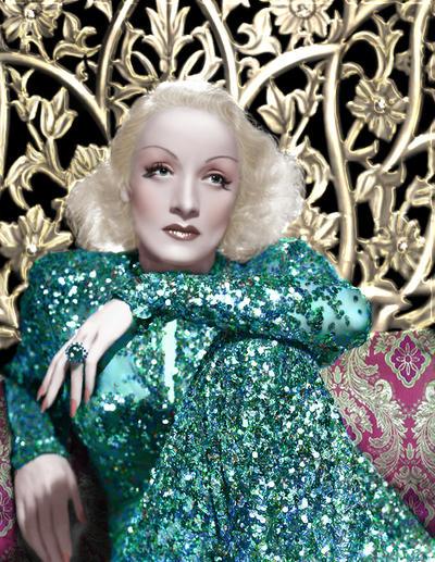 Marlene Dietrich3 by AARARTDESIGNS