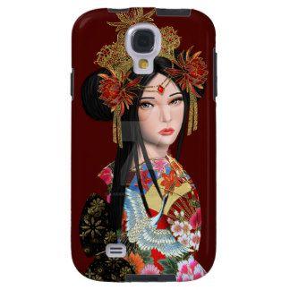 Funda Galaxy S4 Geysha by AARARTDESIGNS
