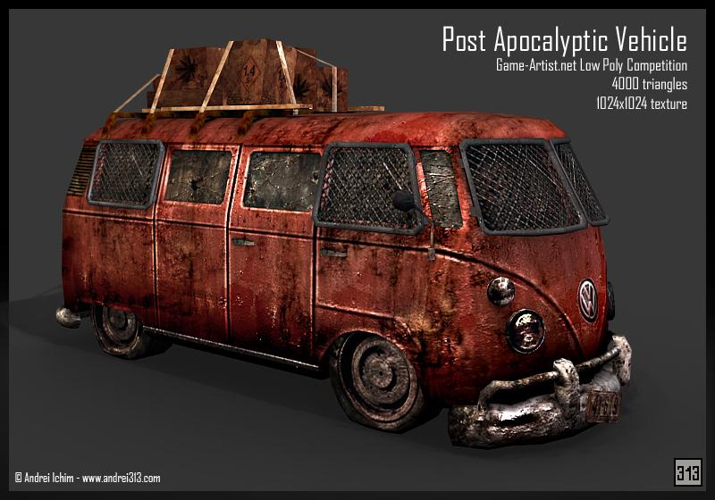 Apocalipse Car Game