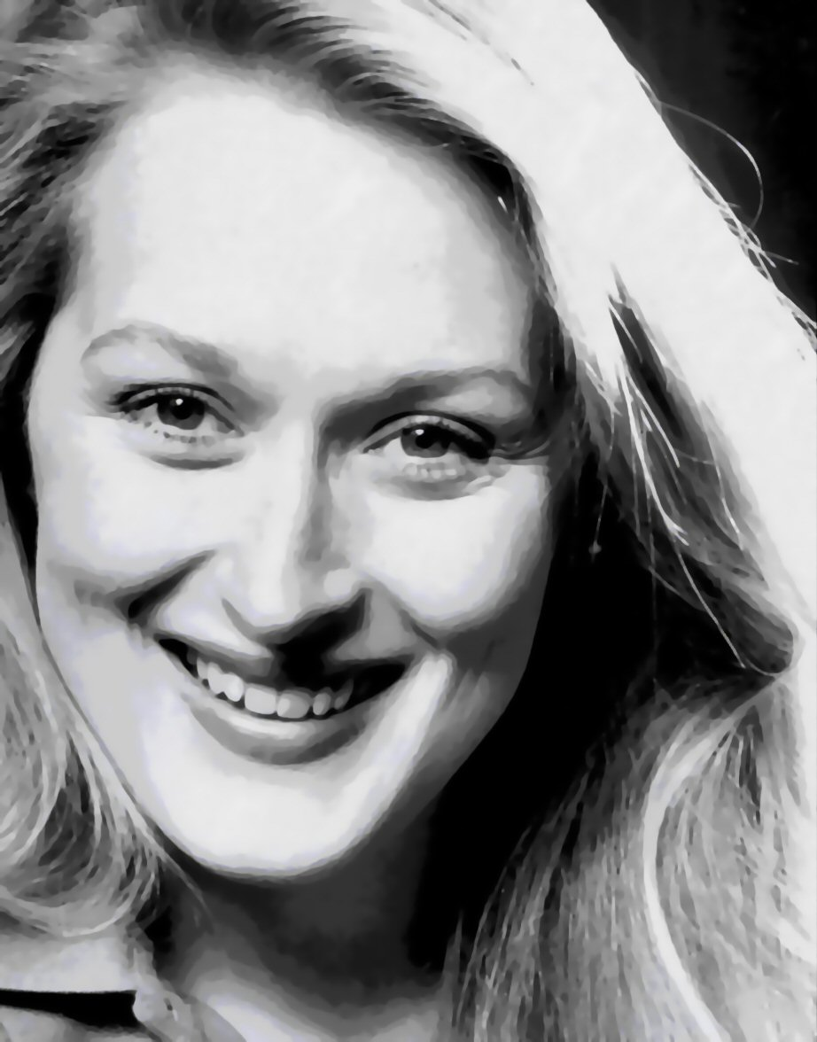 Meryl Streep Pop Art Paint By Numbers Art Kit By Numberedartltd On Deviantart