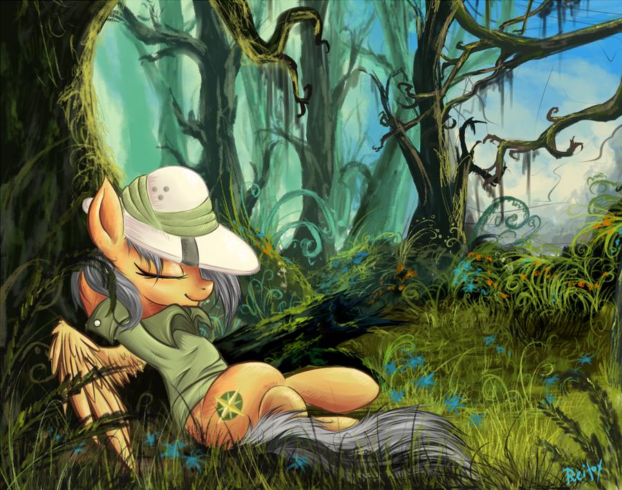 Dreamer... by DaffyDream