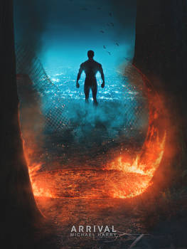 The Terminator - Arrival - Poster