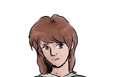 Anime Girl - Miki
