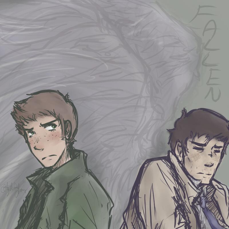 Fallen by Kireinami
