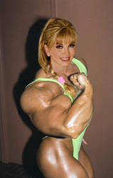 Milly Carlucci - super arms by saitta4