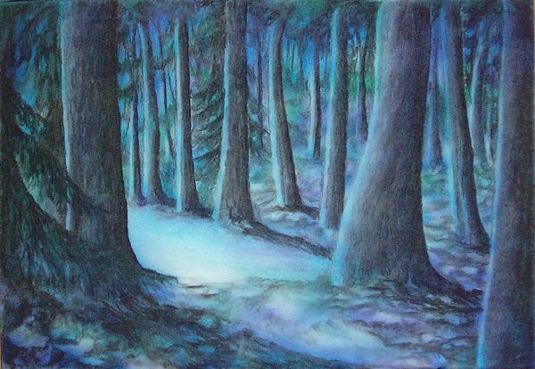 Blue Moonlight by Nanette55