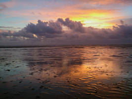 Beach by Esveeka-Stock