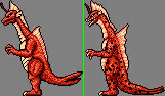 My take on NGC game Titanosaurus