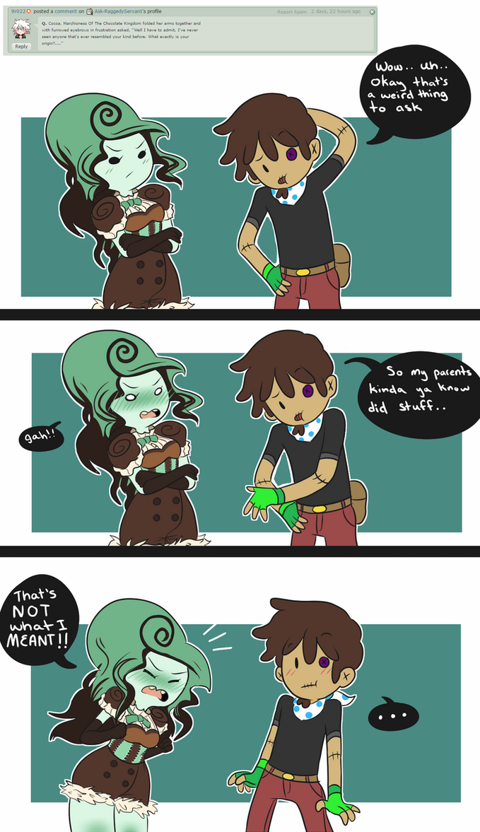 Question 105 by Ask-RaggedyServant