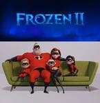 The Incredibles Watch Frozen II