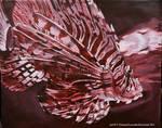 Lionfish: Monochrome