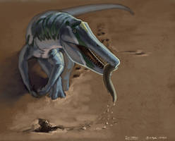 Dinovember - 26 - Irritator