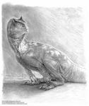 Sedate Incarnation - Allosaurus fragilis