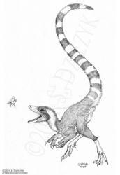 Sinosauropteryx - The Fuzzy Antagonist