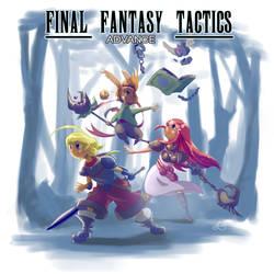 Final Fantasy Tactics Advance by LuizPrado