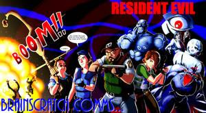 BSC Resident Evil Thumbnail