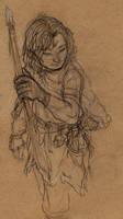 Torak the spirit walker by MatthiusMonkey