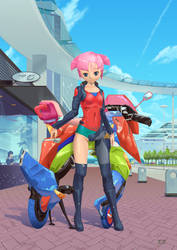 new motorbike 2 by vinxxxx