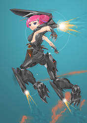 transformers girl 3 by vinxxxx