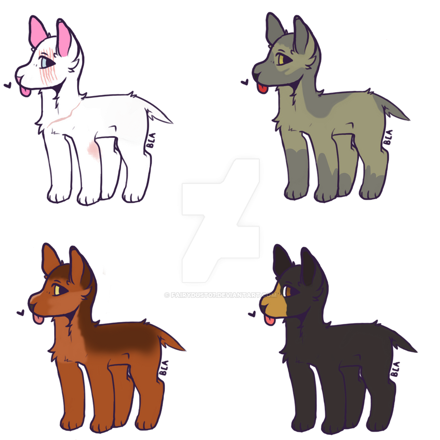 DTA - Pupper Adopts