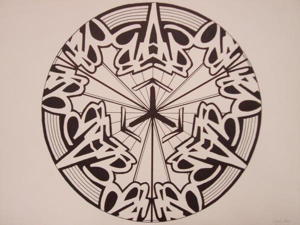 Radial Design Art : Radial design by g c on deviantart