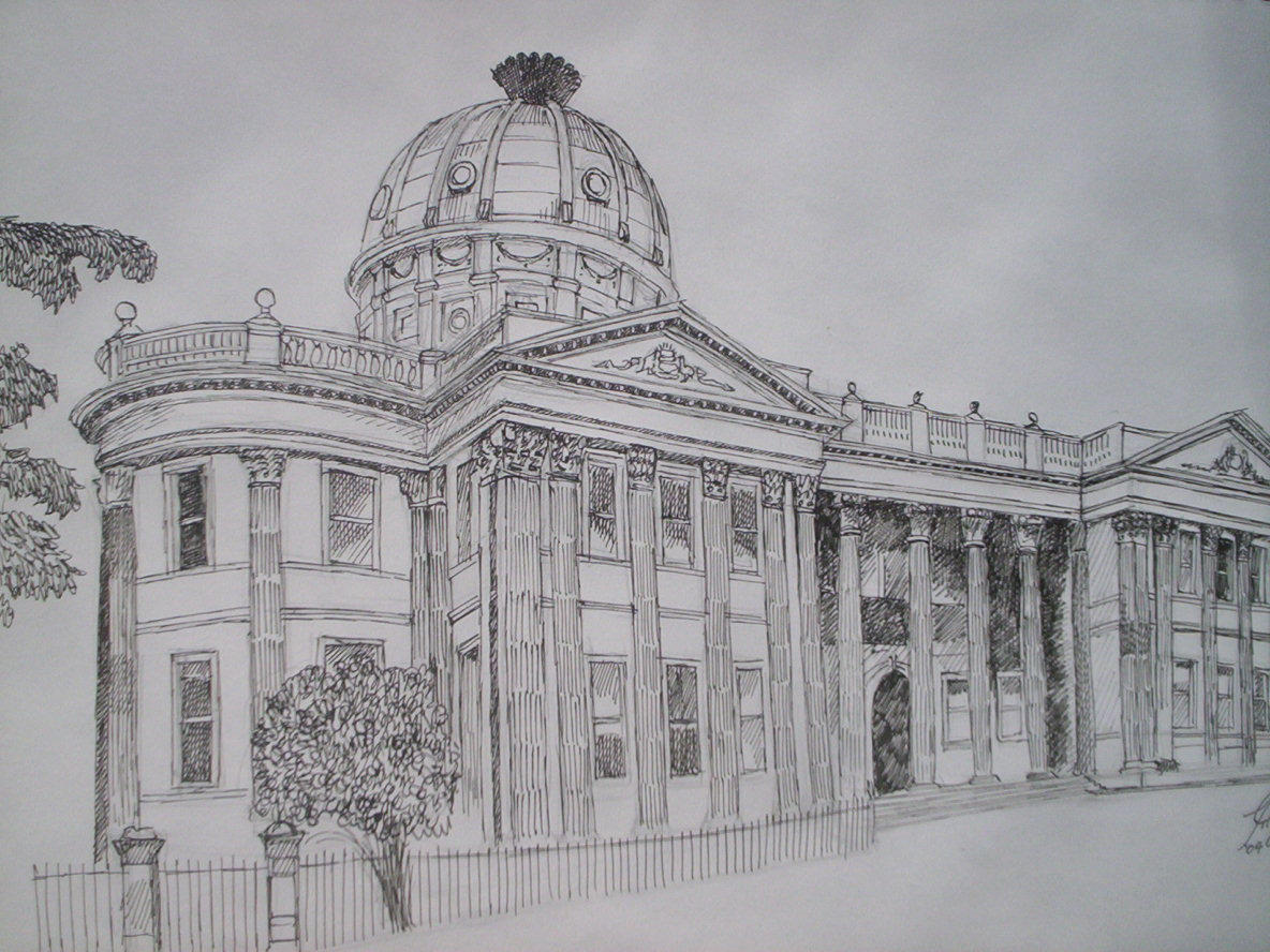Classical architecture by architectural on deviantart for Architectural drawings online