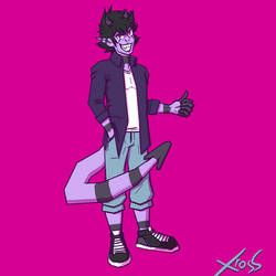 Purple demon (name in progress)