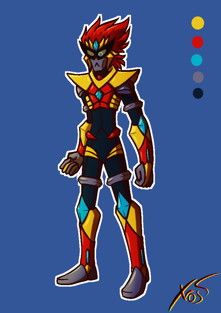 Xross Legends - 1st Redesign