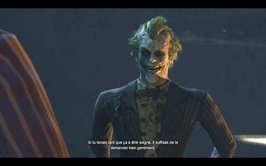 Batman Arkham Knight Jokers Son Batman Arkham City Jokers Son