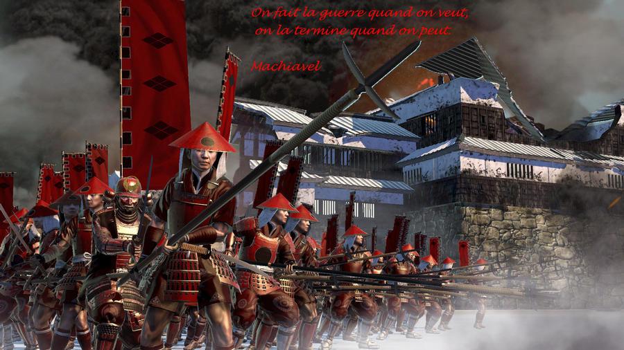 shogun 2 total war by kingdom71