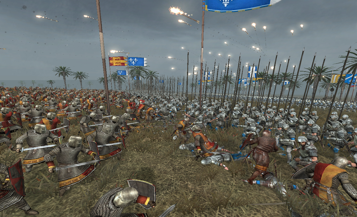 medieval II total war : fire by kingdom71
