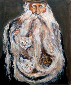Louis Coulon the Cat Man