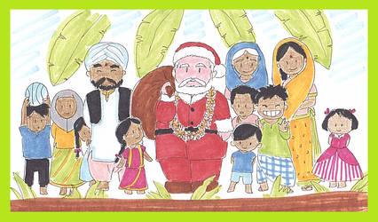 happy Holiday by oscar-ojisan