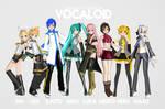 Dreamy Theater Vocaloids