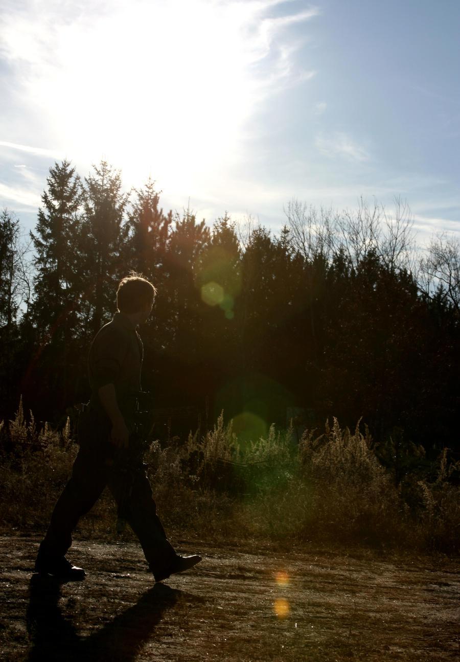 Fallout:  Walking the Wastes by Darksamu