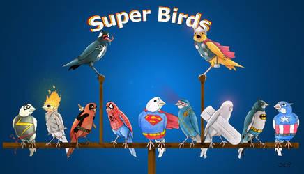 Super Birds by StingRoll