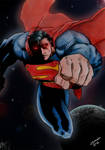 Superman by StingRoll