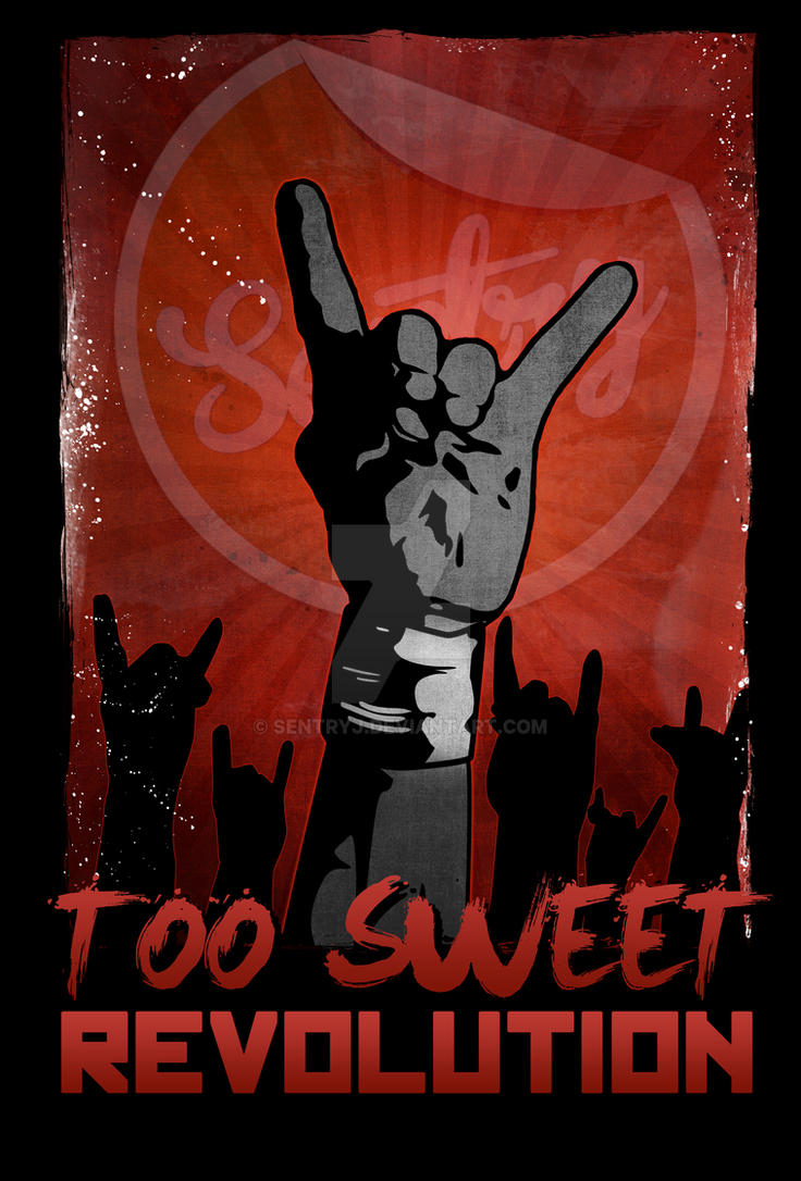 Too Sweet Revolution by sentryJ