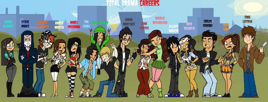 Best Total Drama Island Characters