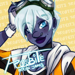 Frostbite icon by Kireis-Corner